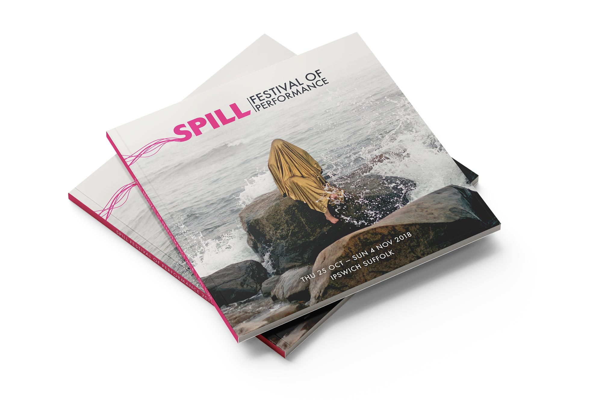SPILL programme cover