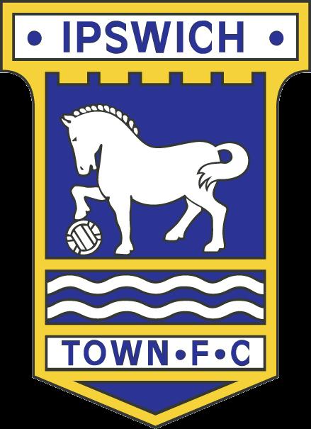 Ipswich Town FC 1970s badge