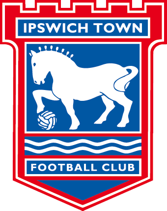 Ipswich Town FC current badge