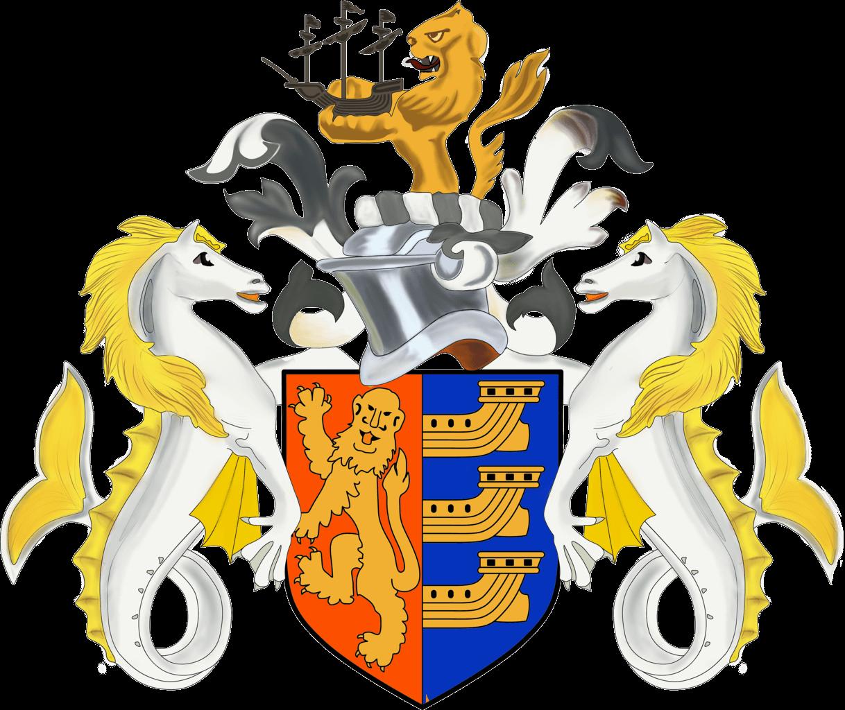 Ipswich Borough Council crest