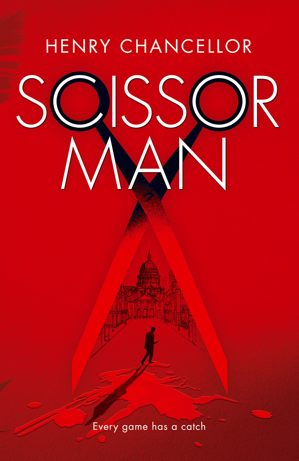 Scissorman bookcover final design